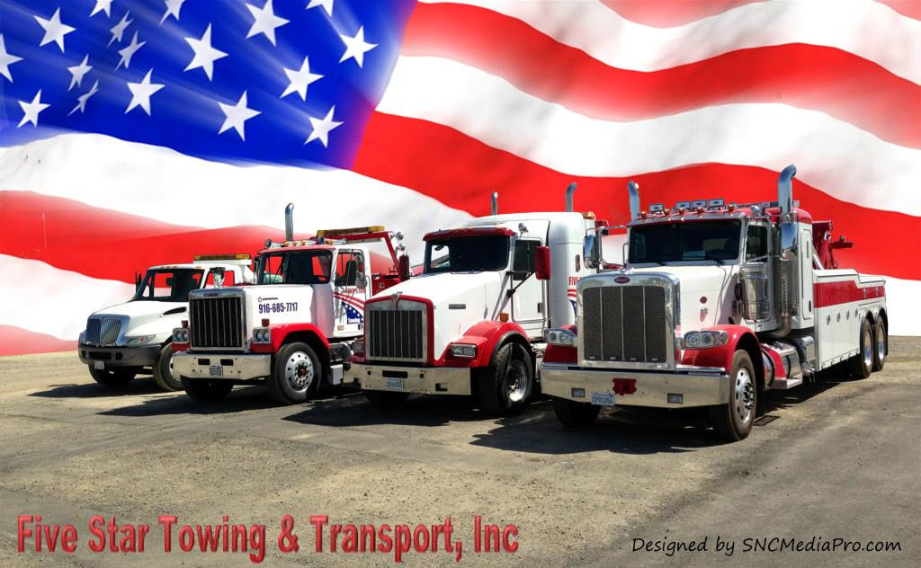 Tow Trucks Fleet